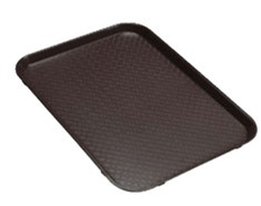 Serving Solutions Fast Food Tray Brown - 12 in. x 16 in.
