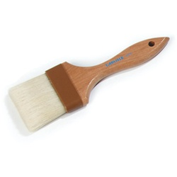 Carlisle Pastry Bristle Wood Boar Brush 3 in.
