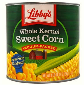 Seneca Libbys Fancy Corn Vaccum Pack 75 Oz.