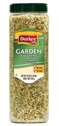 Ach Food Durkee Salt-Free Garlic Seasoning 19 oz.