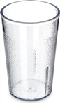 Carlisle Stackable San Tumbler Clear 5 Oz.