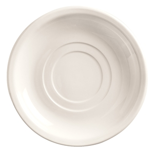 World Tableware Rolled Edge Undecorated Porcelana Saucer - 5.5 in.