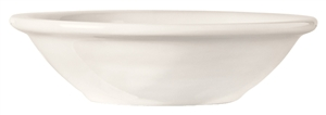 World Tableware Rolled Edge Undecorated Porcelana Fruit Bowl 4.75 Oz.