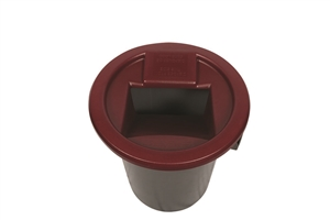 San Jamar Katchall Round Tableware Retriever 34 and 44 Gal.