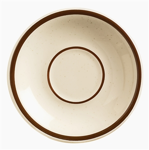 World Tableware Desert Sand Ultima Saucer - 6 in.