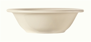 World Tableware Princess Undecorated White Grapefruit Bowl - 13 Oz.