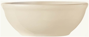 World Tableware Kingsmen Undecorated Princess White Nappie Bowl 12.5 Oz.
