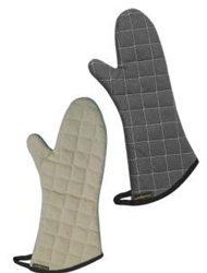 BVT-Chef Revival Black Best Guard 17 in. Oven Mitt