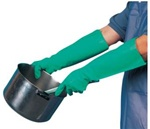 BVT-Chef Revival Nitrile Elbow Length Large Dishwashing Gloves