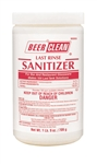 Johnson Diversey Beer Clean Sanitizer - 25 Oz.