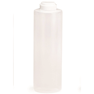 Tablecraft Hinged Top With Squeeze Dispenser - 24 Oz.