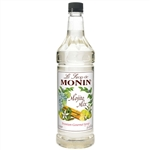 Monin Mojito Mint Flavor Syrup - 1 Liter