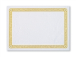 Smith Lee Gold Greek Placemat - 9.5 in. x 13.5 in.