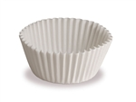 Smith Lee White Dry  Wax Baking Cup 2 Oz.