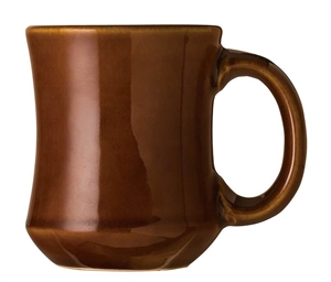 World Tableware Princess Mug Caramel - 7 Oz.