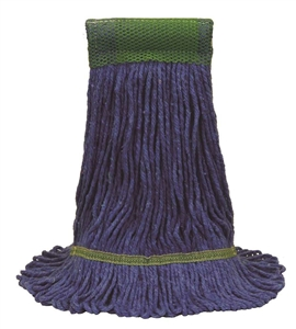 O-Cedar Super Twist Looped End Blue Large Mop Head - 20 Oz.
