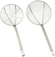 Tablecraft Round Square Mesh Skimmer - 6 in.