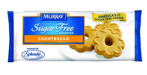 Kelloggs Keebler Murrays Sugar Free Shortbread Cookie