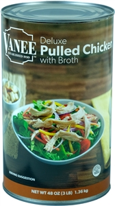 Vanee Foods Deluxe Boned Chicken - 48 Oz.