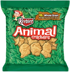 Kelloggs Keebler Sunshine Animal Cracker Single Serve Pack - 1 Oz.