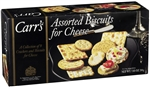 Kelloggs Keebler Carrs Assorted Biscuit Cheese Cracker - 7.5 Oz.