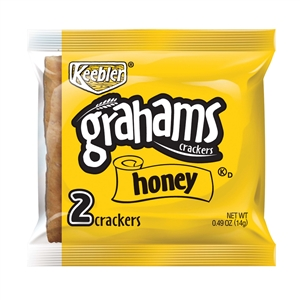 Kelloggs Keebler Graham Honey Cracker