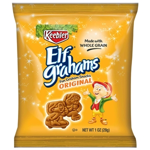 Kelloggs Keebler Elf Graham Original Cracker - 1 Oz.
