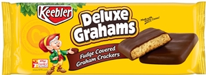 Kelloggs Keebler Deluxe Graham Cookie Retail Pack - 12.5 Oz.