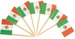 Goldmax Mexican Flag Pick