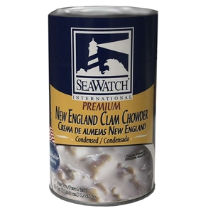 Seawatch New England Premium Chowder Clam Soup - 51 Oz.