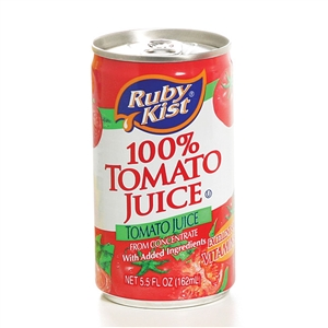 Clement Pappas Tomato Juice Aluminum Can - 5.5 Oz.