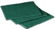 3M Niagara Medium Duty 6 in. x 9 in. Scouring Pad
