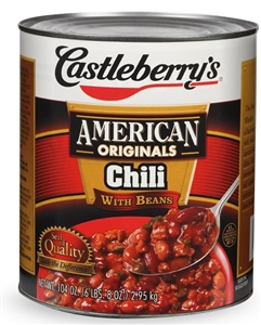 Castleberrys Chili with Beans
