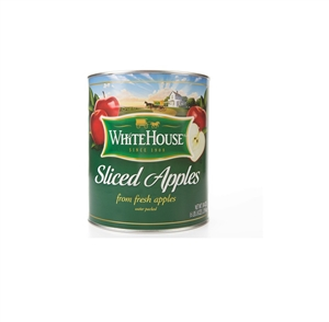 Canned Apple Slices In Water White House