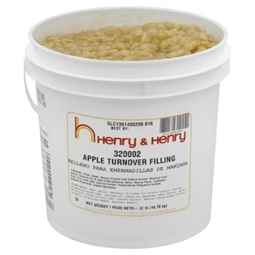 Apple Turnover Filling - 37 Lb.