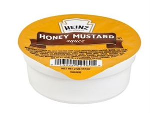 Heinz Honey Mustard Dip Cup - 2 Oz.