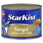 Chunk Light Tongol Water - 66.5 Oz.