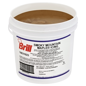 Icing Smokey Mountain Maple - 23 Lb.