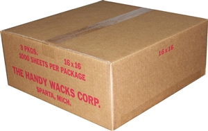 Handy Wacks Flat Deli Paper - 16 in. x 16 in.