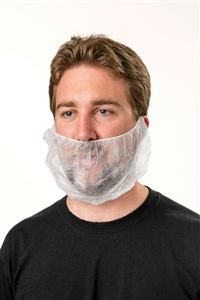 Cellucap Beard Restraint Non-Dry Woven