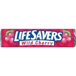 Wrigleys Lifesaver Wild Cherry Candy - 1.14 Oz.
