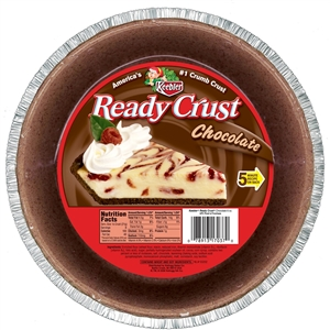 Kelloggs Keebler Ready Crust Chocolate Pie Shell - 6 Oz.