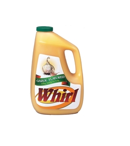 Stratas Foods Whirl Garlic Vegetable Oil - 1 Gal.