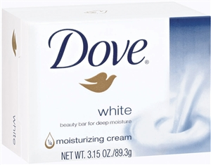 Unilever Best Foods Dove Regular White Soap - 3.5 Oz.