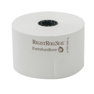 National Checking Register Roll Tape 1 Ply White - 44 mm. x 165 Ft.