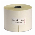 National Checking Register Roll Tape White Canary - 2.25 Oz.