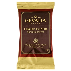 Kraft Nabisco Gevalia Medium Roast Caffeinated Coffee - 2.5 Oz.