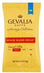 Gevalia Medium Roast Decaffeinated Coffee - 2.5 oz.