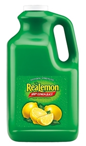 Motts Realemon Juice - 1 Gal.