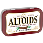 Wrigleys Altoids Cinnamon Mint - 1.76 Oz.